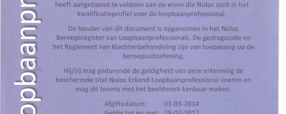 Noloc erkend loopbaanprofessional 001